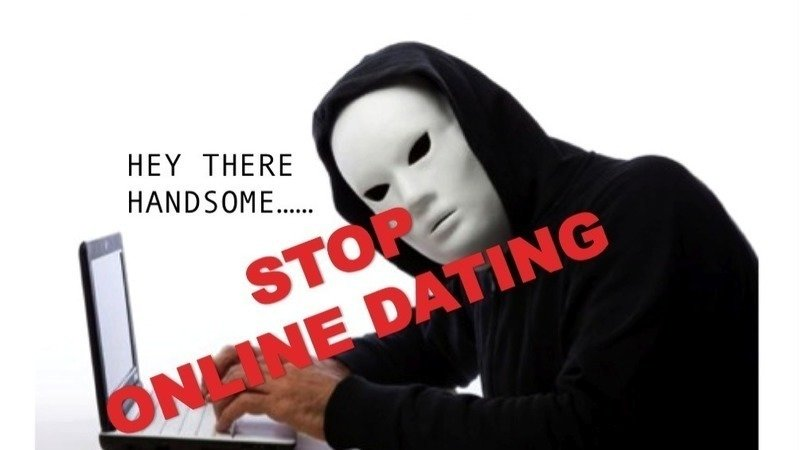 how to stop online dating