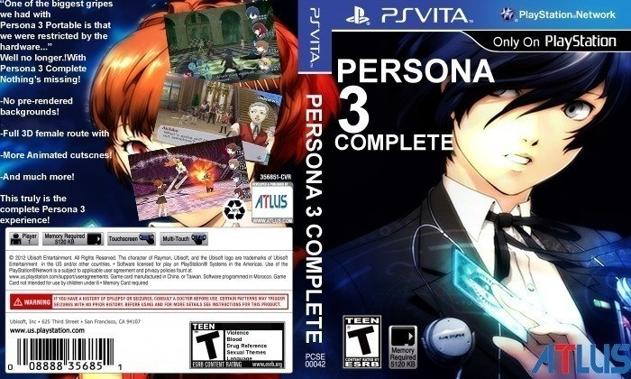 petition  u00b7 make a complete persona 3 game for ps vita and