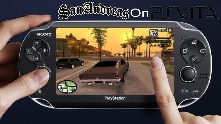 PS Vita Games - PlayStation