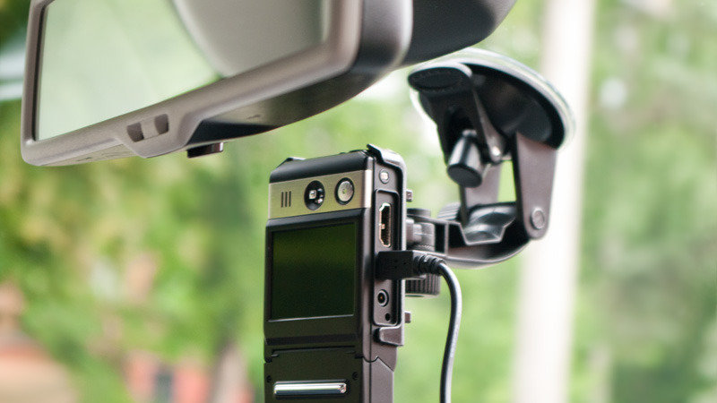 Как установить видеорегистратор на авто