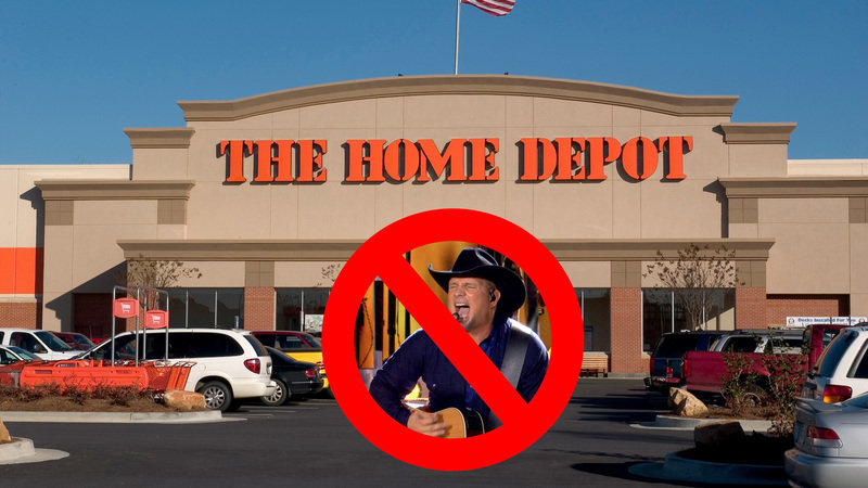 Petition · Stop the Country music played at The Home Depot