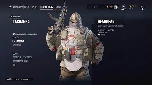 Petition · Keep the original Tachanka in Rainbow Six: Siege