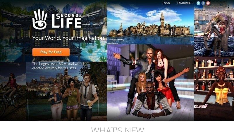Petition · Mark Elliot Zuckerberg: Allow Second life avatars to have