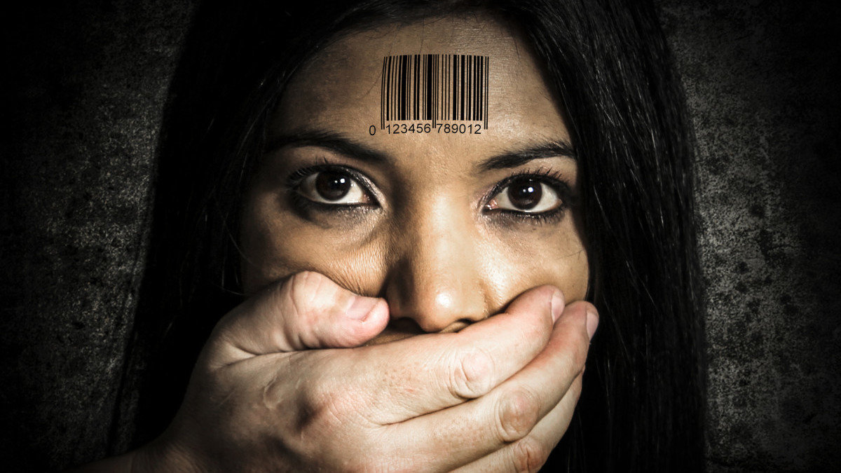 trafficking of humans Human trafficking, also called trafficking in persons, form of modern-day slavery involving the illegal transport of individuals by force or deception for the purpose of labour, sexual exploitation, or activities in which others benefit financially.
