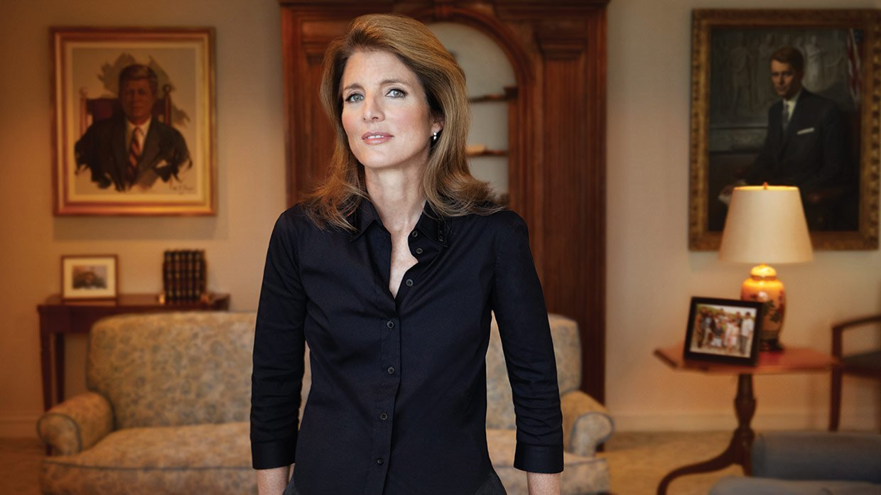 Petition Petition Caroline Kennedy For 2020 President Change Org