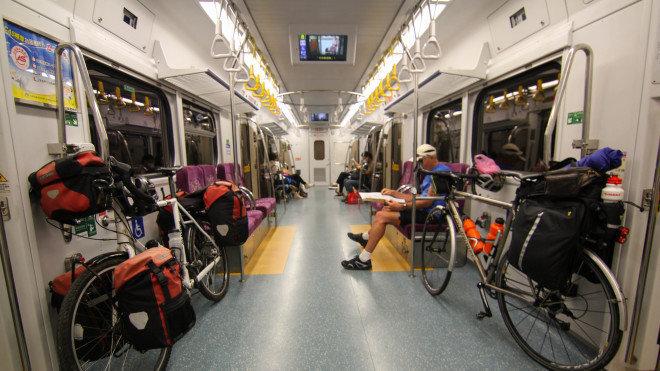 Petition Amtrak Tell Amtrak To Allow Bikes On Northeast