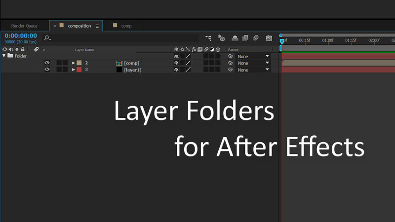 Petition · Adobe Systems: Layer folders for Adobe After