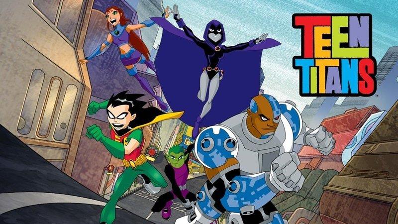 Original Teen Titans Go