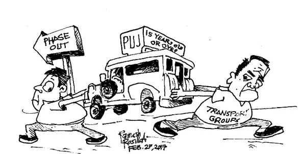 Petition Department Of Transportation Utility Jeepneys Puj