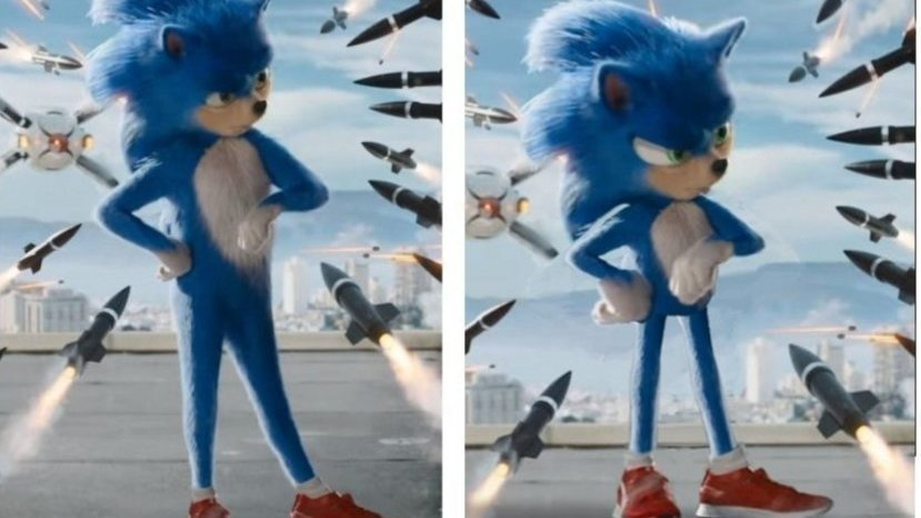Petition Fix Sonic The Hedgehog Change Org