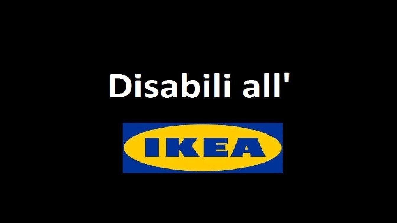 Petizione · Ikea: consegna e montaggio agevolato per disabili · Change.org
