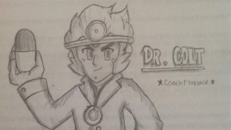 Petition · Add Dr Colt to Brawl Stars · Change org