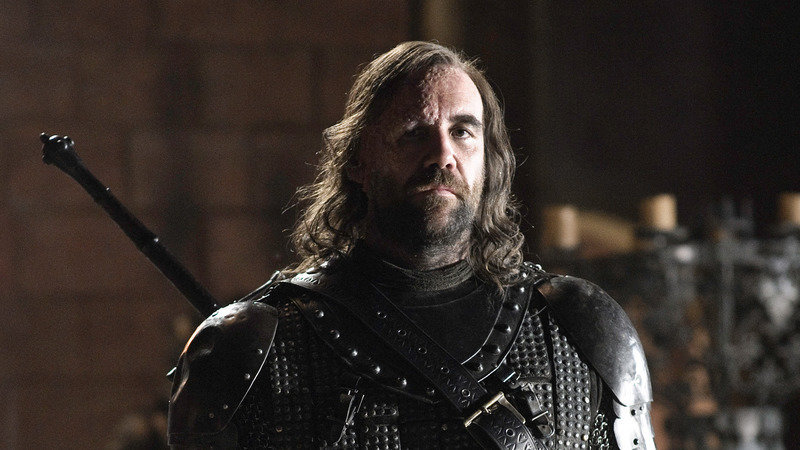 Image result for sandor game of thrones
