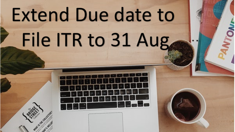 Petition Extend Income Tax Return Filing Deadline To 31 August