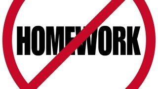 Ban homework
