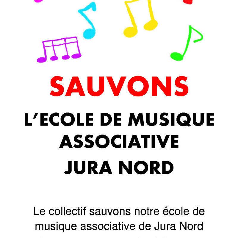 ecole musique jura nord