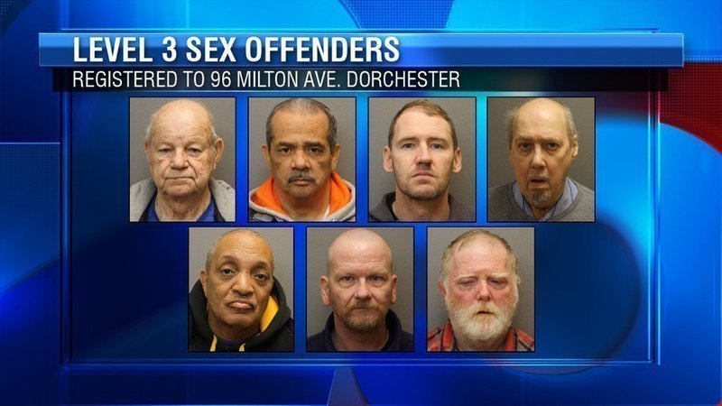 Ma laws regarding registered sex offenders