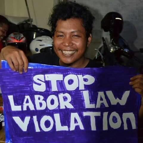 Petisi Pt Hi Tech Ink Patuhi Undang Undang No 13 Tahun 2003 Dan Pekerjakan Kembali Mujiyo Dkk Change Org