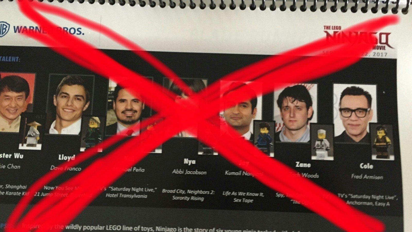 Petition · Warner Brothers: Let The Original Ninjago TV