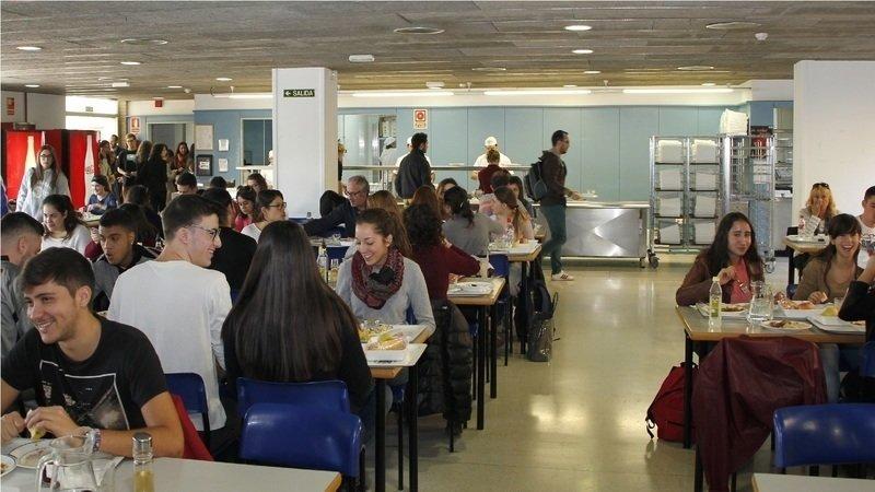 Petición · Universidad de Granada: Introducir menú para celiacos en ...