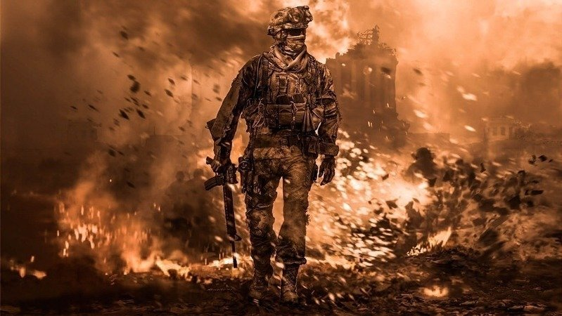 Petition · Bring Modern Warfare 2 Back to Playstation 4 and