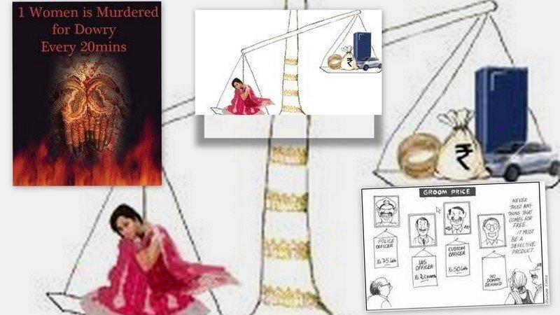 debate on dowry system against