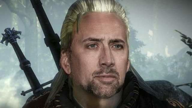 Supporter Comments Netflix Cast Nicolas Cage As Geralt Of