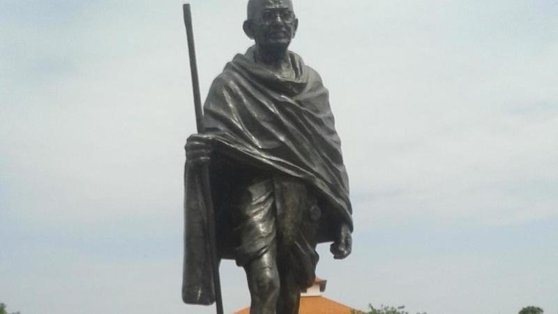 Petition · Gandhi's Statue at the University Of Ghana Must Come Down