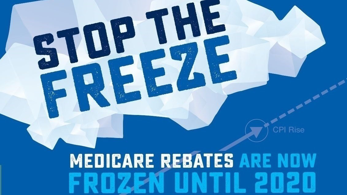 Petition the hon sussan ley mp stop the freeze on medicare sussan ley mp stop the freeze on medicare rebates for optometry change ccuart Gallery