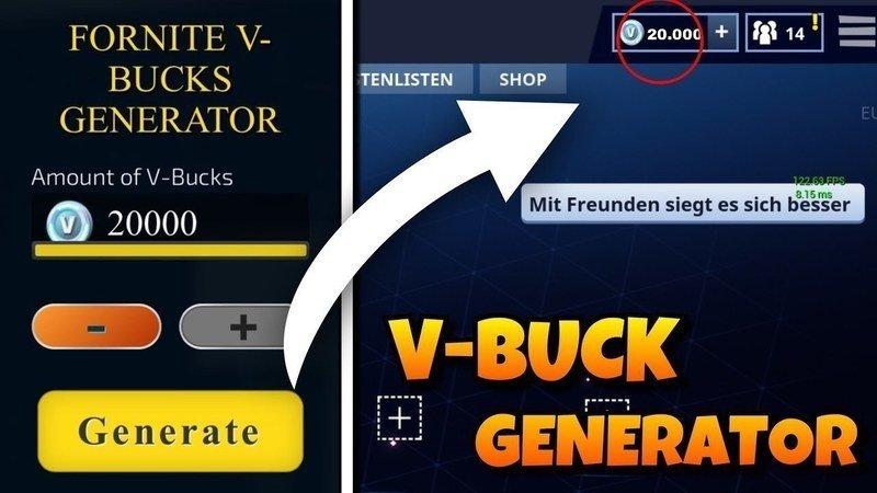 Petition Games Updated Fortnite Free V Bucks Generator 2018