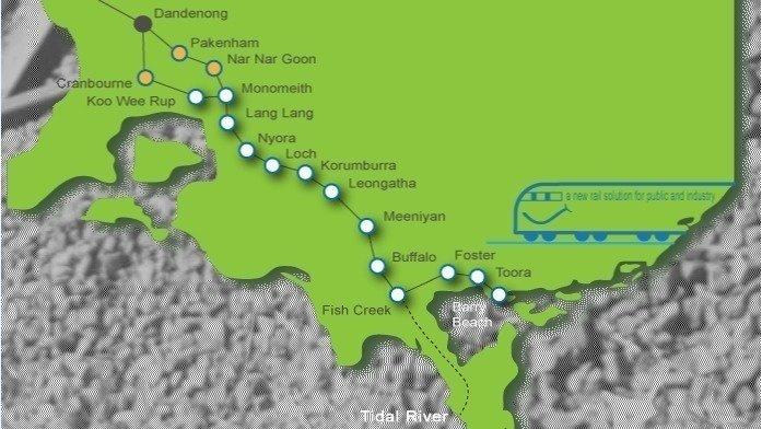 Petition  Return of the Leongatha to Melbourne Passenger Trains