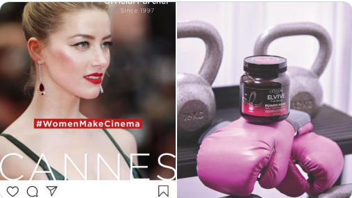 Petition update · L'Oreal condones domestic violence ...