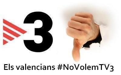 EL GOBIERNO VALENCIANO QUIERE QUE LA POLEMICA TV3 SE VEA EN VALENCIA