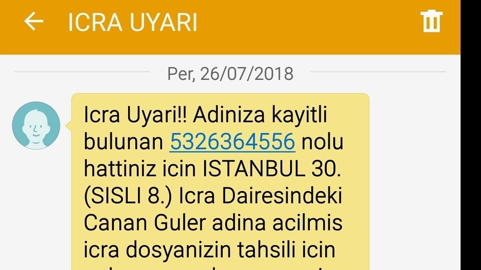 Kampanya Turkcell Reel Alacak Dolandırıcılığına Dur De Changeorg