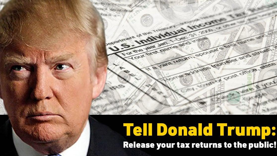 trump taxes - photo #22