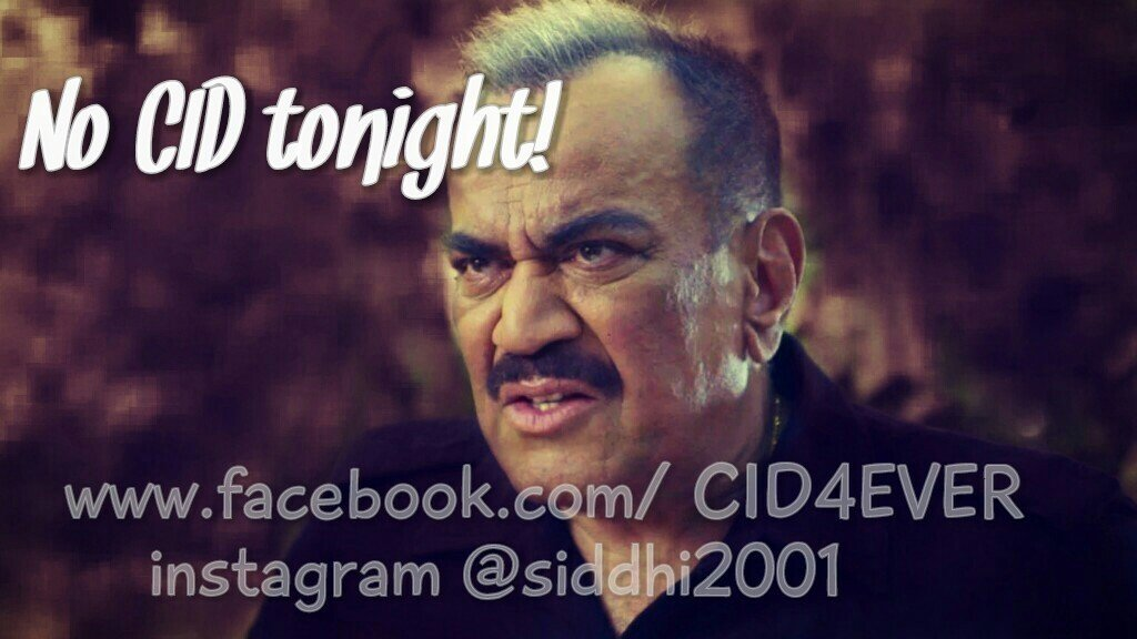 Petition Sony Entertaintment Television India Cid To Be Aired Regularly On Sony Entertaintment Television Change Org