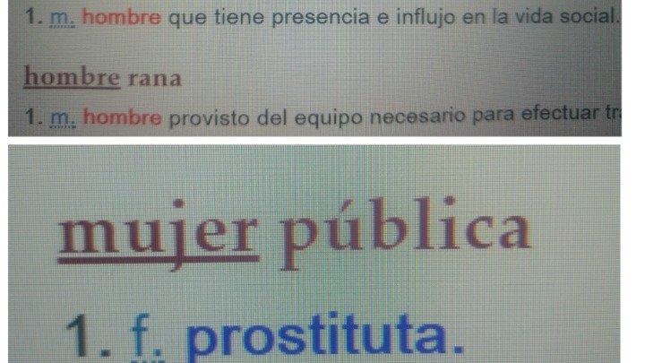 el significado de piruja goya prostitutas