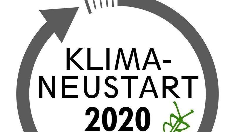Für einen Klima-Neustart noch dieses Jahr!