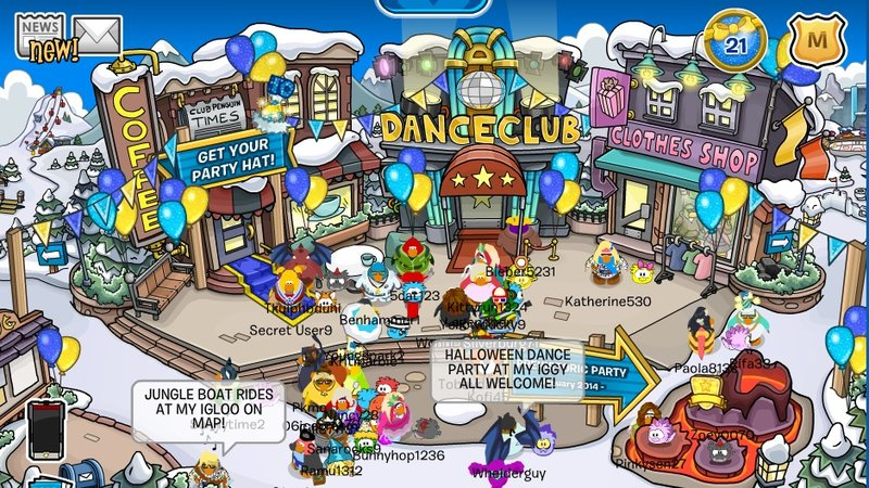 Petition · Disney Interactive: Club penguin cant shut down