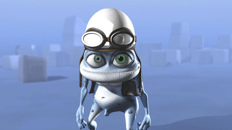 Crazy frog рингтон скачать