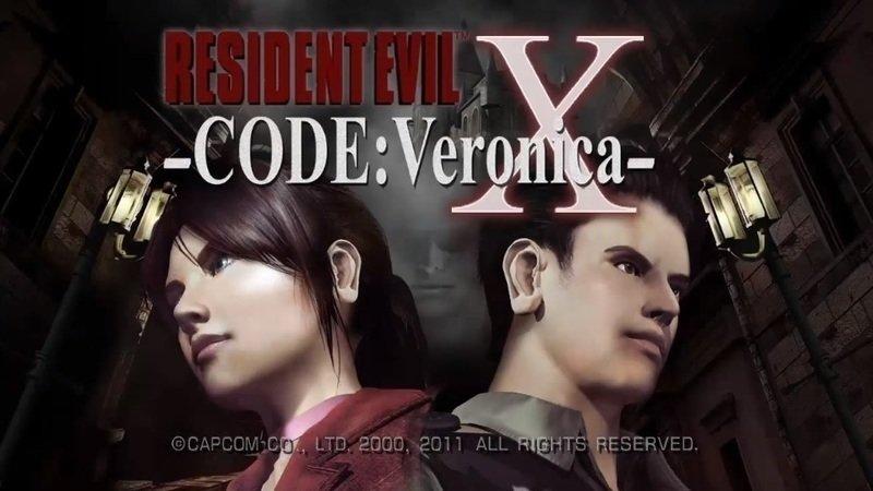 Petición · Capcom: Resident Evil Code: Veronica HD for Steam