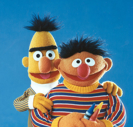 Petition · Sesame Street: Out Bert and Ernie as Gay · Change org