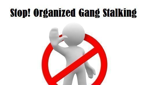 Petition · Open Investigation into gangstalking · Change org