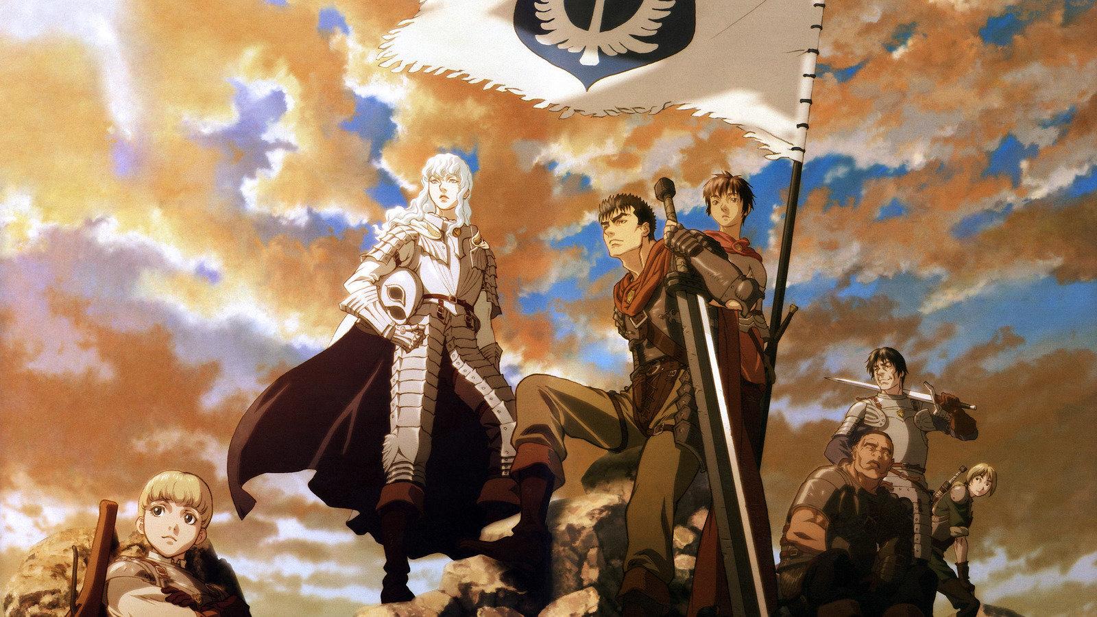 Petition Kentaro Miura Berserk 2d An Accurate Representation