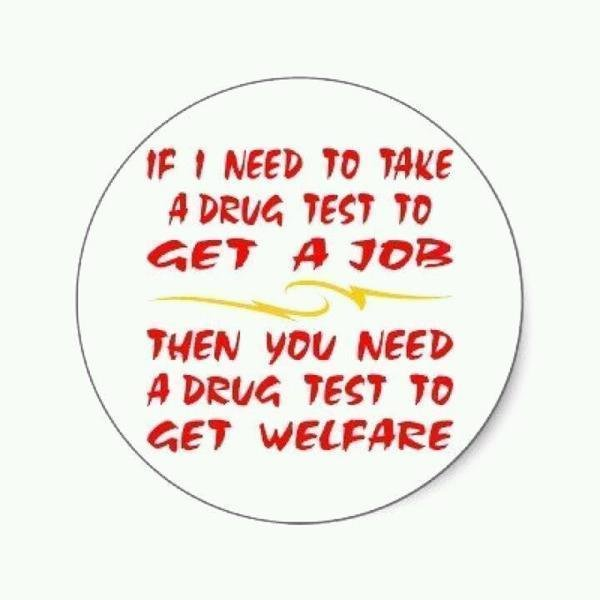 mandatory drug testing for welfare reciepients The cons of drug testing welfare recipients 1 it could be considered discrimination although there are many people who are drug tested in order to have a job, not everyone undergoes.