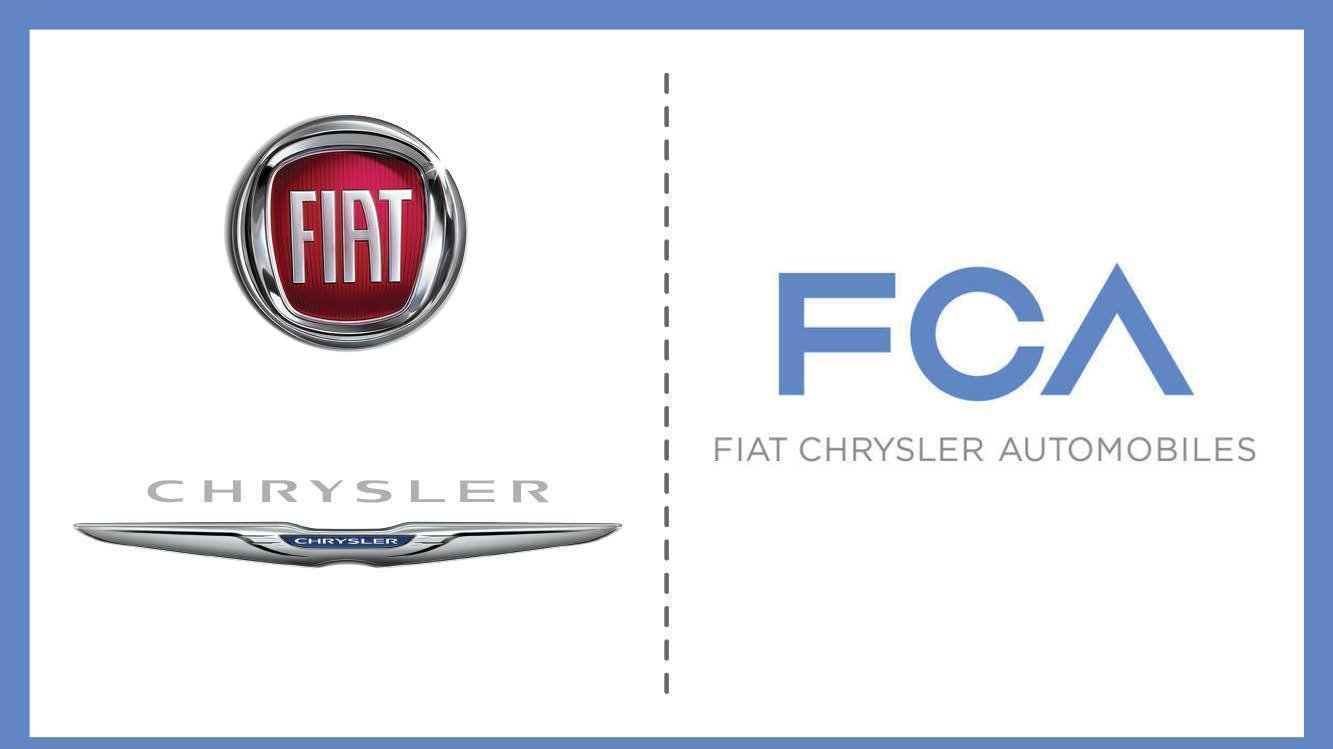 logo italian tablet photo chrysler samsung automobiles fca fiat editorial image company