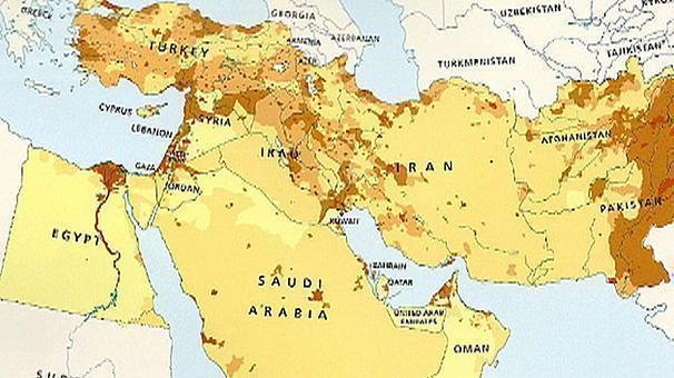 Petition · Stop Selling maps that omit Israel in the middle east ...