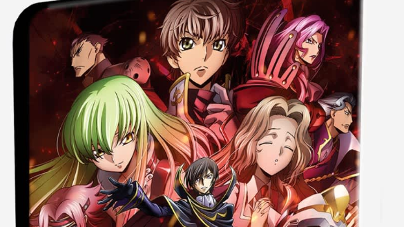 Petition · Code Geass - Lelouch of the Rebellion Trilogy Movie