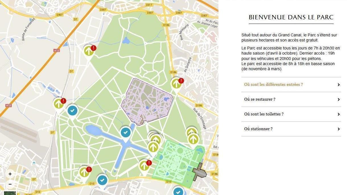 Petition madame catherine p gard pr sidente de l for Parking parc des expositions versailles