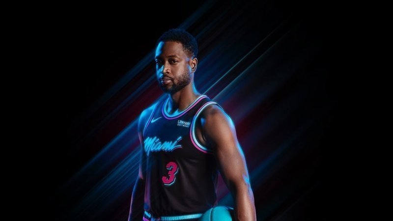 Petition Keep Miami Heat Vice Nights Jerseys Change Org